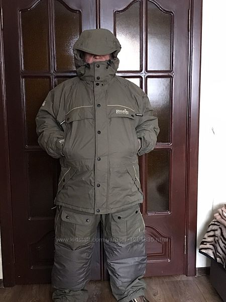 Зимний костюм Norfin Extreme 2 размер XL, ХЛ