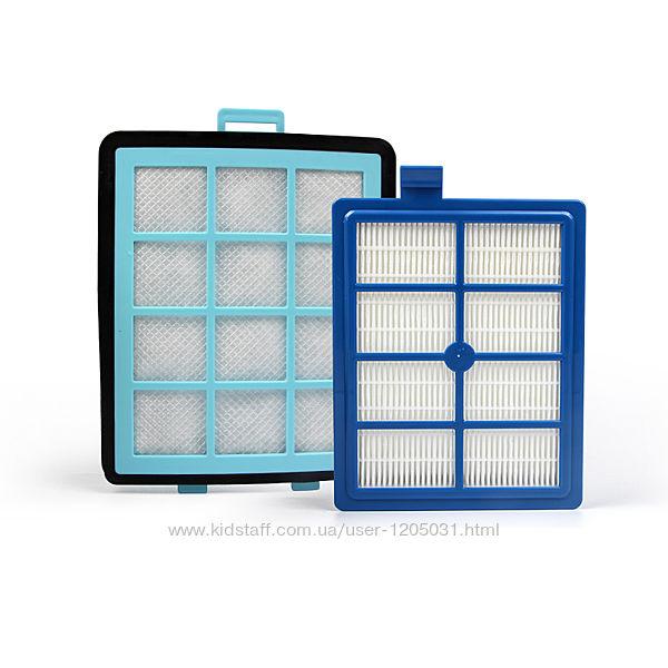 Комплект фильтров для пылесоса Philips FC8764 FC8761 FC8767