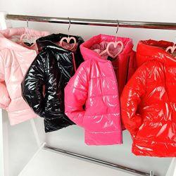 Детская демисезонная куртка на девочку курточка для девочки деми куртка
