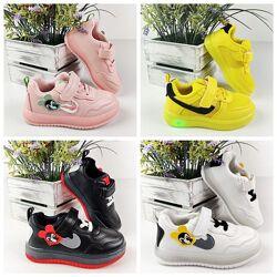 Детские кроссовки на мальчика на девочку обувь для девочки кеды для мальчик