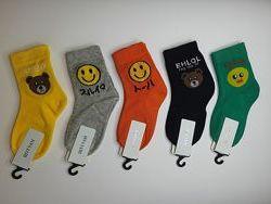 Носки детские с оригинальным принтом премиум качество шугуан