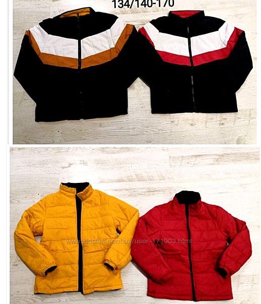 Разные куртки рост 128-170 см. Венгрия.