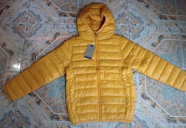 Разные демисезонные куртки, рост 92-134. Венгрия.