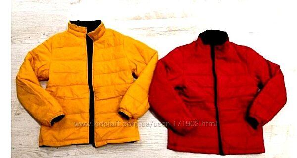 Разные демисезонные куртки, рост 128-170 см. Венгрия.