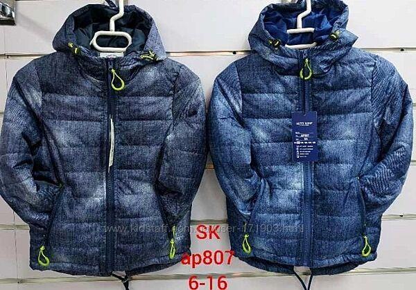 Разные демисезонные куртки. Венгрия. Рост 116-164 см.