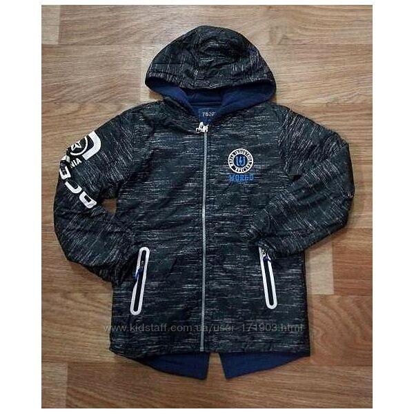 Много. Демисезонные куртки, Рост 128-170 см. Венгрия.