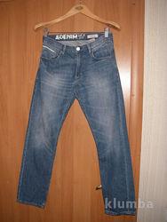 Крутые джинсы-слимы девочке 10-12лет