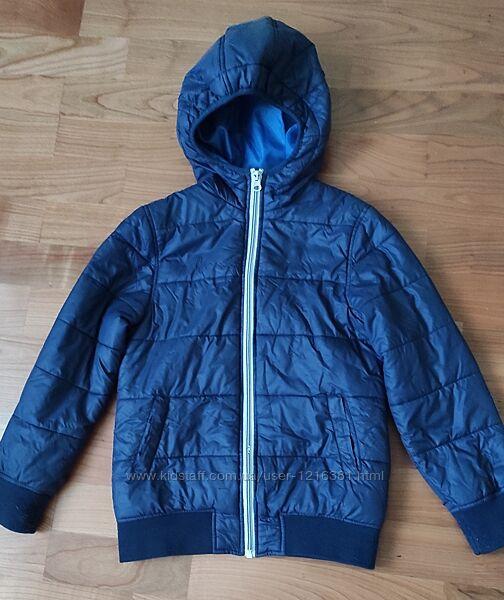 Куртка демисезонная на 7-8 лет