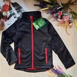 Кофта куртка олимпийка софтшелл hip&hoops 122-128