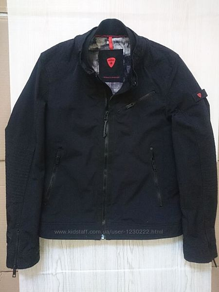 Стильная бренд. куртка бомбер 50р Strellson Швейцария