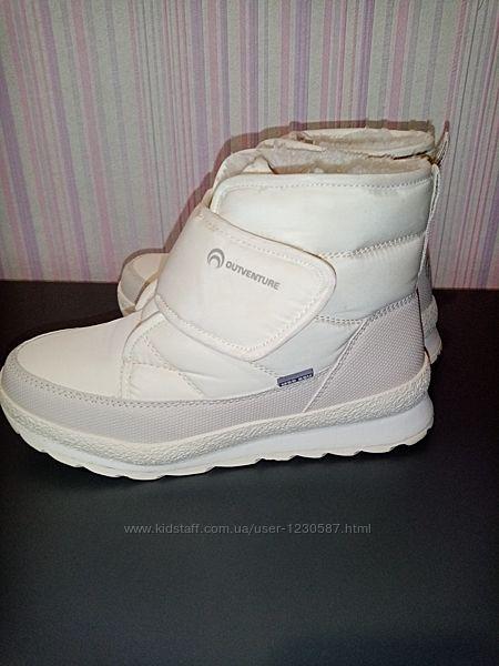 Зимние ботинки Outventure, размер 33