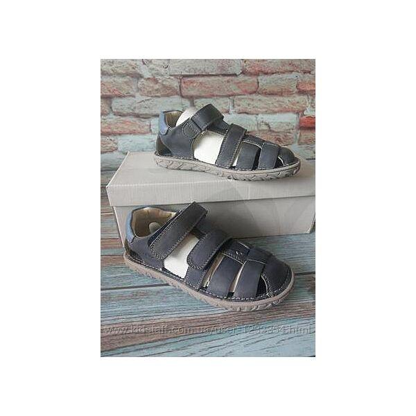 Кожаные сандалии босоножки noel ноель франция оригинал