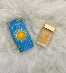 Dolce&Gabbana Light Blue Sun 50 мл limited edition