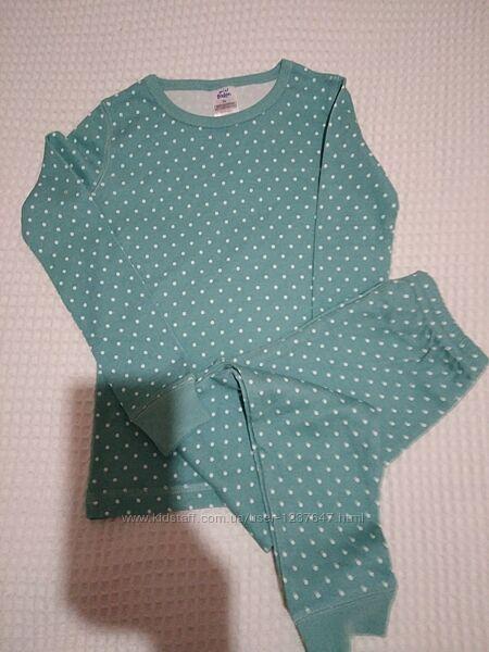 Суперские пижамы для девочки 3-4-5 лет mini Boden