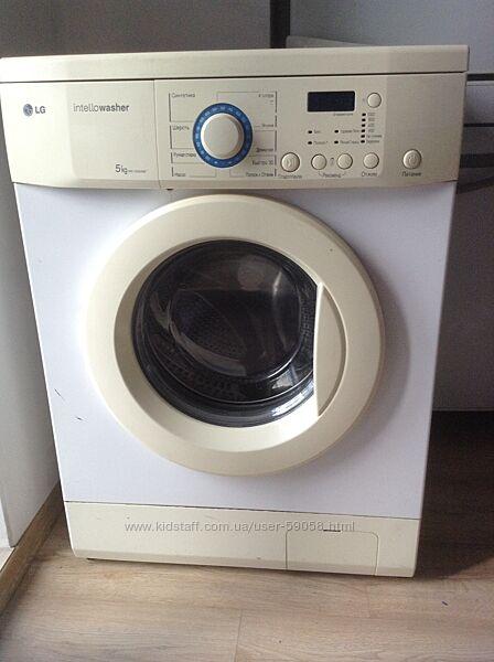 стиральная машина автоматическая LG LG WD -10302NP 1900грн