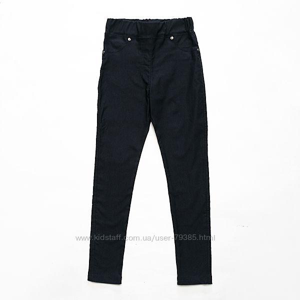 122-146  Леггинсы SmileTime утепленные для девочки Classic Jeans