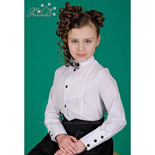 Блуза для школьницы тм Зиронька