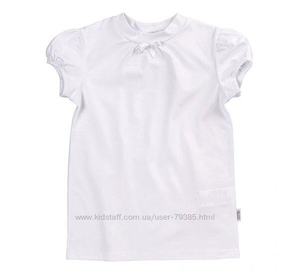Блуза школьная с коротким рукавом ФБ716 Бемби