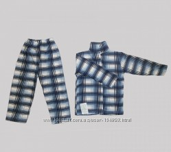 нові піжами для хлопчика 28-38 на 2-8 років байка