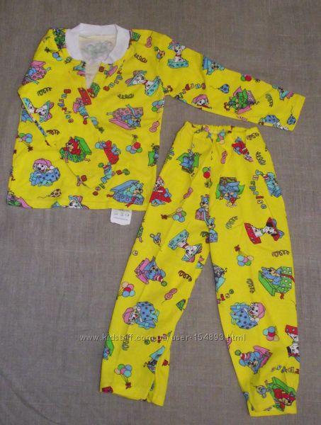 нові піжами новые пижамы для мальчиков и девочек начес