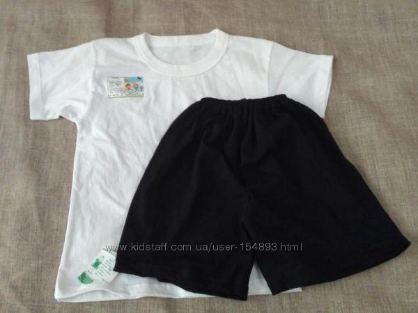 футболки от 2-10 до 134 р 28-38 белые былы чорні р 36 38 28-36, 38 новые