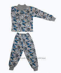 пижама от 1-10 лет нова тепла 26, 28, 30. 32, 34. 36, 38. 40