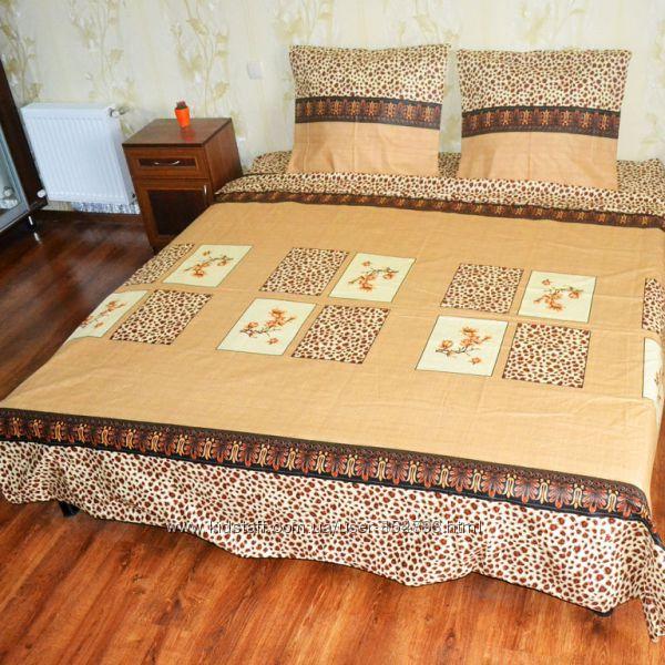 Нова постель семейный комплект белья евро полуторный двухспальный