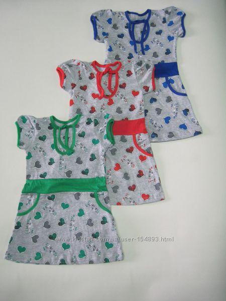 платья сарафаны, юбки, комплекты хлопок новые