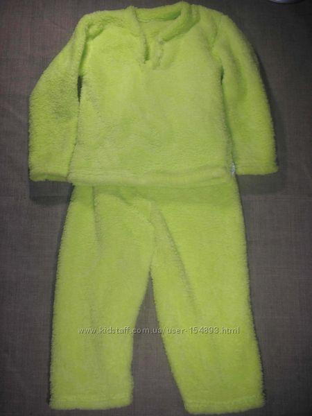 новые очень теплые пижамы с начёсом, рваная махра, махра-футер, махрушка