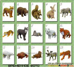 киндер планета животных 2015-2016