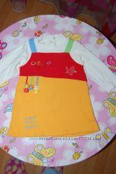 Платье на малышку CHICCO