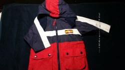Дождевик или куртка-ветровка