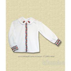 Куплю блузку  с вышивкой 134-140