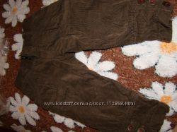 вельветовые брючки фирмы Zara