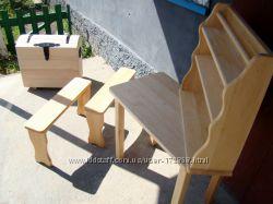 деревянные изделия под заказ