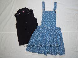 Модные вещички на девочку 9-13 лет