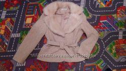 Продам красивое короткое пальто