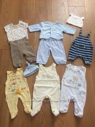 Пакет для мальчика 0-3 месяца