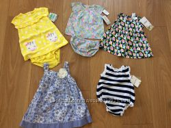 Новая Одежда для малышки 0-6 месяцев