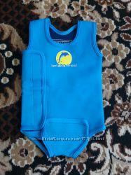 купальный костюм, гидрокостюм, термокостюм Konfidence Babywarma, 6-12