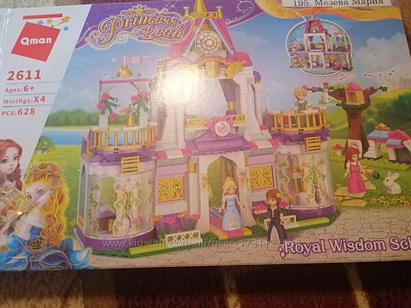 Конструктор Замок принцесс