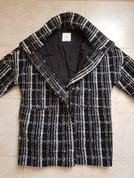 Женское пальто оверсайз Mango 44р