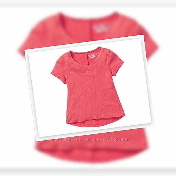Новая футболка на девочку р122-134, р146-152