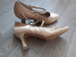 Туфли, стандарт, танцевальные, 22,5 см