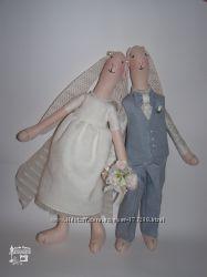 Свадебные кролики