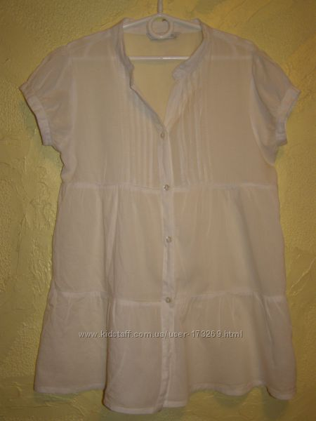 Cubus - батистовая блуза на рост 152 см