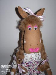 Лошадь Любаша