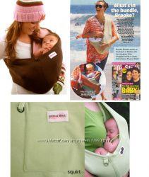 Новый слинг-карман флисовый Peanut Shell