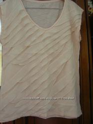 Летние блузки размер 52-54 L US Loft Ann Taylor