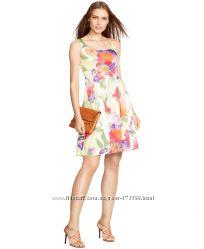 Хлопковое платье Ralph Lauren размер 16 US 52-54